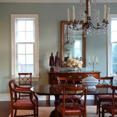 Traditional Dining Room by Jones & Boer Architects, Inc.