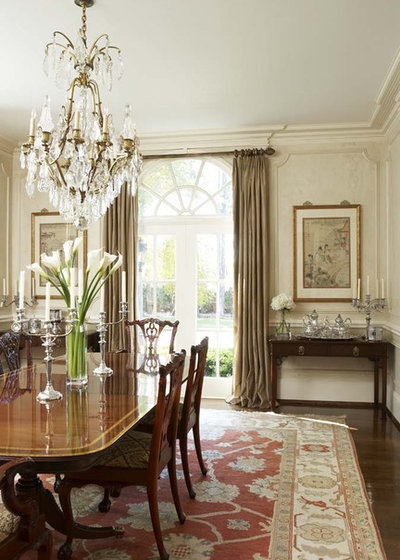 Victorian Dining Room by Linda McDougald Design | Postcard from Paris Home