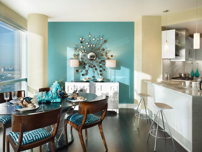 Contemporary Kitchen by Gacek Design Group, Inc.
