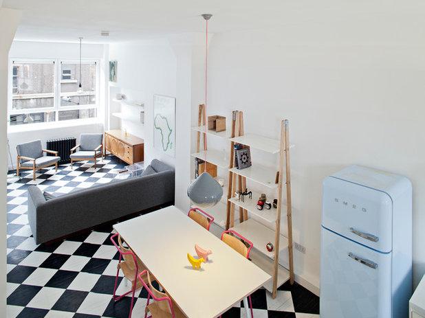 Wie kann man ein kleines wohnzimmer einrichten
