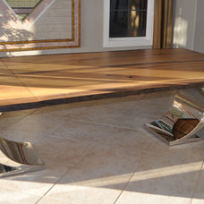 Contemporary Dining Tables by CLARK Functional Art