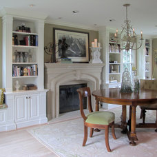 Traditional Dining Room by Metropolitan Woodworking