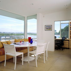 Beach Style Dining Room by Neumann Mendro Andrulaitis Architects LLP