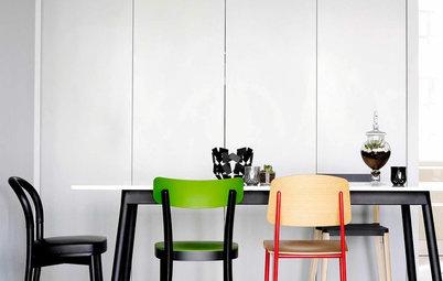 One Chair, 10 Homes: The Sleek Yet Fun Standard Chair