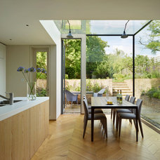 Modern Dining Room by bulthaup by Kitchen Architecture