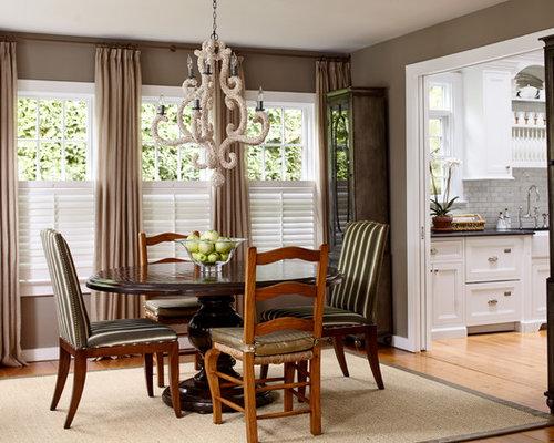 cottage window treatment | houzz