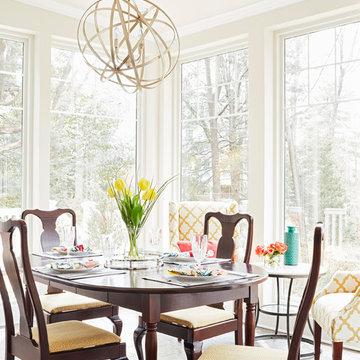 Classic Elegant Kitchen