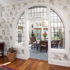 Traditional Dining Room by Arnal Photography