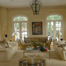 Traditional Dining Room by ARCO Construction & Design services