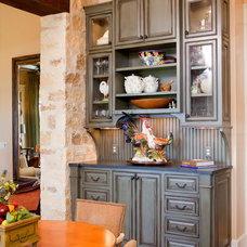 Traditional Dining Room by Authentic Custom Homes