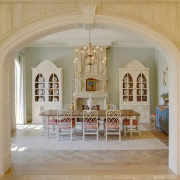 Classically inspired Seaside Estate in Ponte Vedra Beach, FL