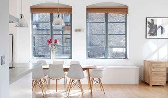 Clerkenwell WC1: Minimalist Professional Home