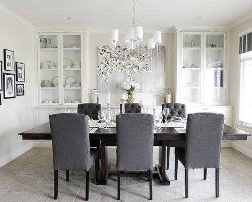 Dining Room Built-ins | Houzz