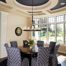 Traditional Dining Room by Haisma Design Co.