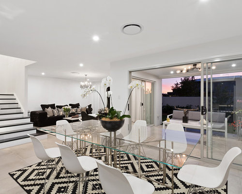 75 Contemporary Dining Room Design Ideas - Stylish Contemporary ...