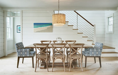 New This Week: 3 Breezy Dining Rooms Ready for Summer