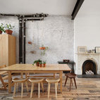 Clinton Hill Townhouse Dining Room