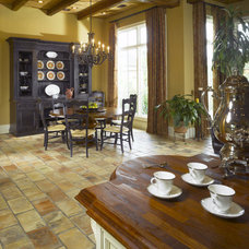 Traditional Dining Room by Hungeling Design, LLC