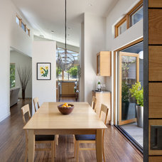 Modern Dining Room by Ana Williamson Architect