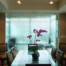 Modern Dining Room by Peter Rose Architecture and Interiors