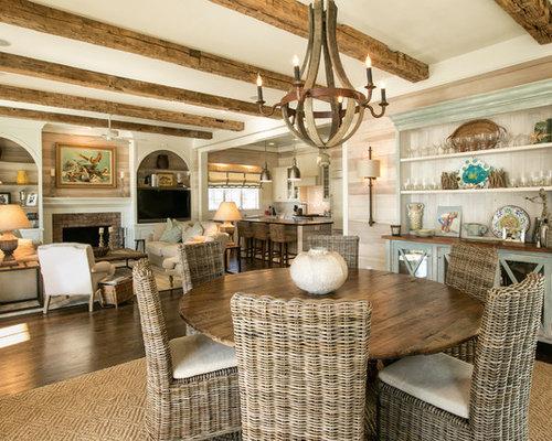 Wicker Dining Chair | Houzz