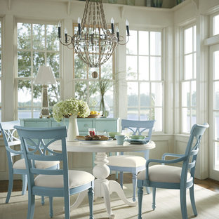 Coastal Dining Room | Houzz