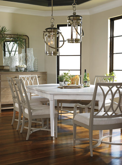 Traditional Dining Room by Custom Furniture World