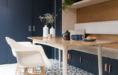 10 Ways to Use Hexagonal Tiles