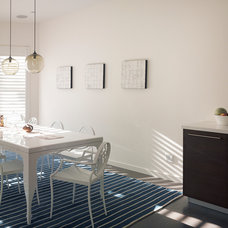 Modern Dining Room by Ken Gutmaker Architectural Photography