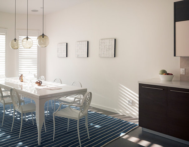 Modern Dining Room by Levy Art & Architecture