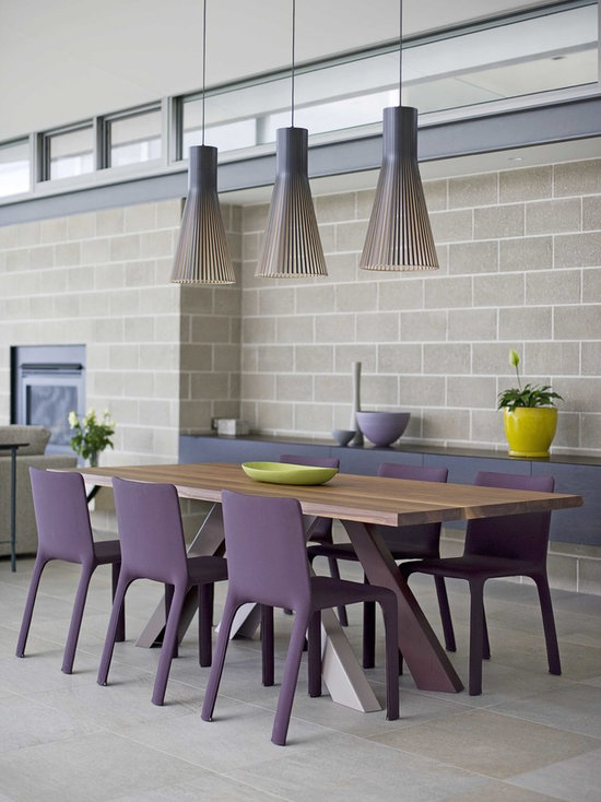 Purple Dining Chair Houzz
