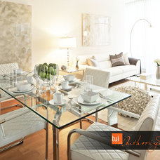 Modern Dining Room by Westhill Furnishings AD
