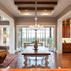 Contemporary Dining Room by New Urban Home Builders