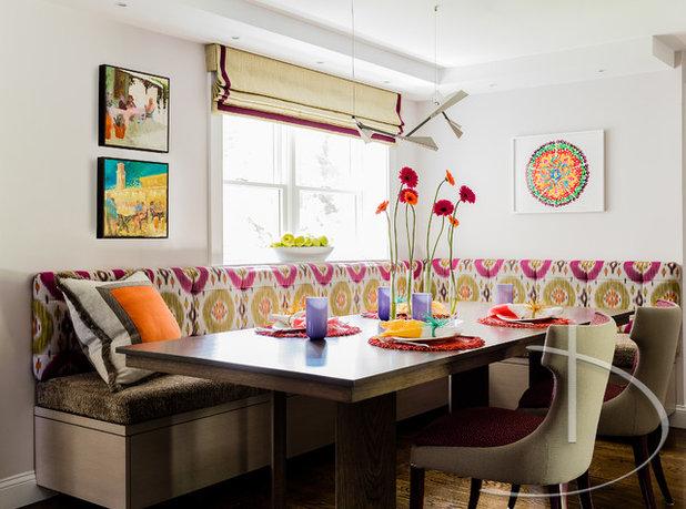 Warm Kitchen | Daher Interior Design | Create ...