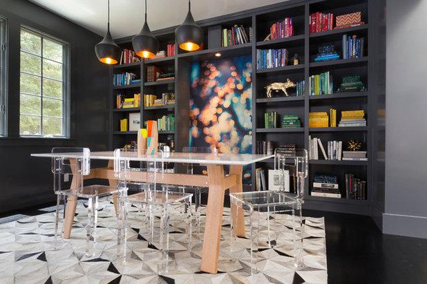 Современный Столовая by Ann Lowengart Interiors