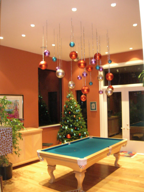 Hanging ornaments home design ideas pictures remodel and