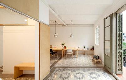 Casas Houzz: Una reforma muy práctica por 37.000 €