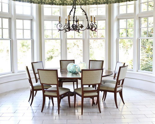 Eclectic Dining Room Idea In Charleston