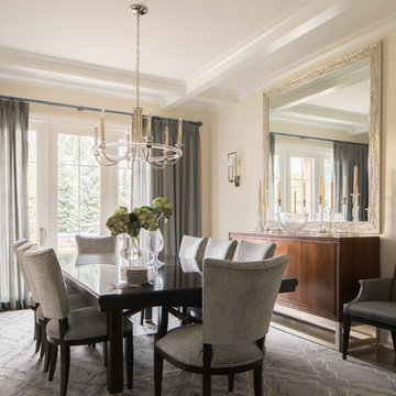 Complete Transitional Home Remodel