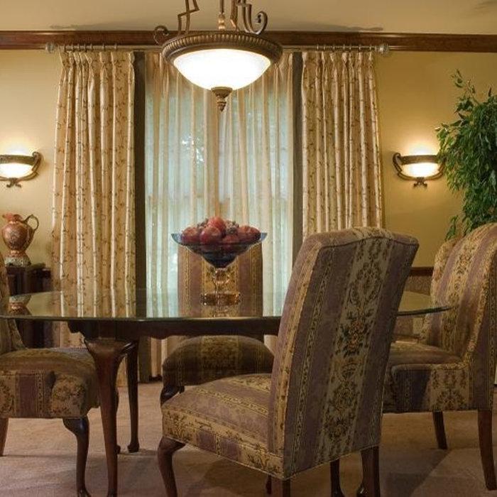 Quail Crest Dining Room Redesign
