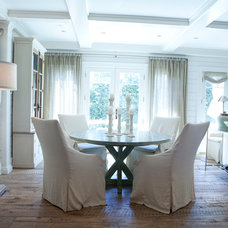Beach Style Dining Room by Freestyle Restyle