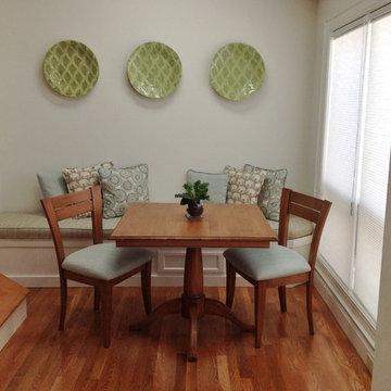 Condo Kitchen Table Area