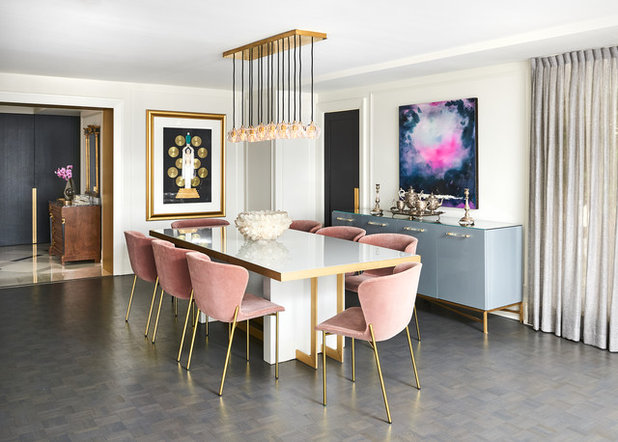 Contemporary Dining Room by Jordyn Developments