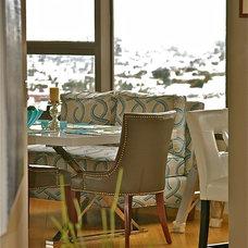 Modern Dining Room by Darci Goodman Design
