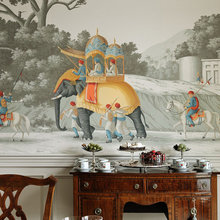 Roll Call: Open Up Your Room With Scenic Wallcoverings