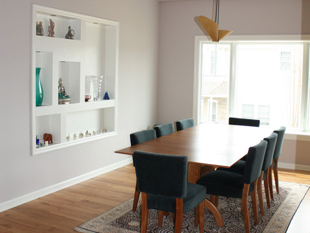 Dining Room by Main Street Custom Homes & Remodeling