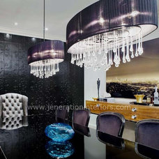 Contemporary Dining Room by Jeneration Interiors