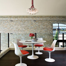 contemporary dining room by KuDa Photography
