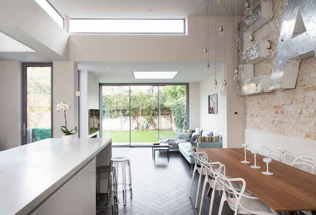 Architecture 8 of the best kitchen extensions on for House extension interior designs