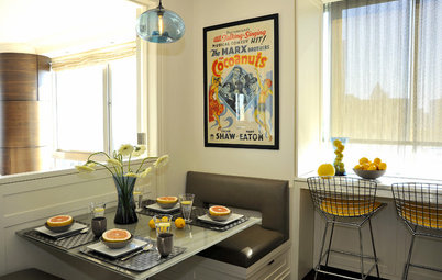 Beyond the Dorm Room: Decorate Your Home With Movie Posters